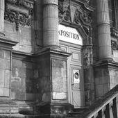 Une exposition à la Chapelle Sainte-Marie en 1974 - Images d'archives et correspondance