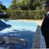 Le Merlan : Stéphane Ravier vide la piscine du centre aéré