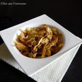 Chips de pomme de terre zéro déchet - 1, 2, 3, 4 filles aux fourneaux