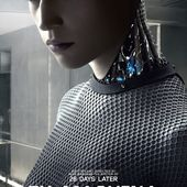 Critique d'EX MACHINA d'Alex Garland (Royaume Uni) - Le blog du cinema d' Olivier H