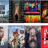 Top ten 2016 - Meilleurs films 2016 - Le blog du cinema d' Olivier H