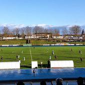CFA2: Gros derby, le FR Haguenau reçoit le leader Schiltigheim - Doc de Haguenau