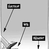 Humour Elections: De 1789 à 2015, le devoir civique baisé - Doc de Haguenau