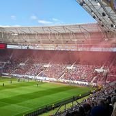 Humour Football: Un supporter fanatique