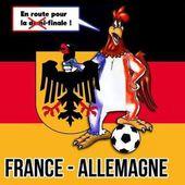 Humour Euro 2016: la revanche du coq sur l'aigle