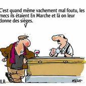 Humour Comptoir: EN MARCHE à l'arrêt - Doc de Haguenau