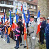 Cérémonie du 11 Novembre - Dunkerque 2015 . - www.jepi-dunkerque.fr