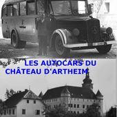 De 2016 à 1941, du bus tchèque faisant la pub pour la visite d'Auschwitz aux autobus du château d'Artheim : refuser la banalisation de la Shoah. - Blog géopolitique de D. Giacobi