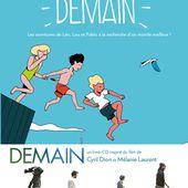 Demain de Cyril Dion et Mélanie Laurent - Que lire ?