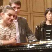 Takuya Otaki, vainqueur aux points du 12e Orléans Concours International - Musiques contemporaines XX &amp&#x3B; XXI