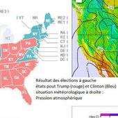 La météo plus forte que les sondages... - Le blog de Gérard Staron Président de l'AMRL