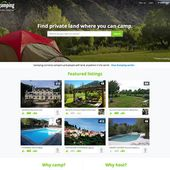 Start up Voyage : Gamping (du camping chez l'habitant) - Le coin des voyageurs