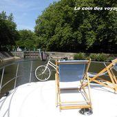 Navigation fluviale #2 : La vie à bord - Le coin des voyageurs
