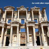 Croisière en Grèce #5 : Escale en Turquie à la découverte du site d'Ephèse - Le coin des voyageurs