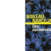 BOILEAU-NARCEJAC : Les Nocturnes. - Les Lectures de l'Oncle Paul