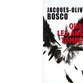 Jacques-Olivier BOSCO : Quand les anges tombent. - Les Lectures de l'Oncle Paul