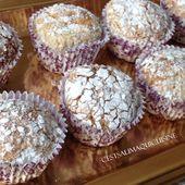 Ghriba aux cacahuètes et noix de coco - Le blog de cestsalimaquicuisine