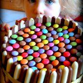 Le gâteau d'anniversaire pour la maternelle - La Médecine Passe Par La Cuisine