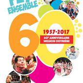 2017 fetes des 60 ans - Mission Ouvrière