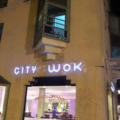 Metz : City Wok - Les Gralettes