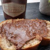 Recette : Nutella maison, pâte à tartiner facile - Les Gralettes
