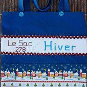 7eme voyage * Sac Hiver * 278 * arrivé ! - Le-coin-de-Mafalda