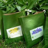 photos des pochettes surprises d'Avril ! * violette, rose, jaune,vert, .. - LeCoinDeMafalda