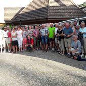Obernai, deuxième semaine - Cyclotourisme = Loisir, Sport, Découverte et Convivialité