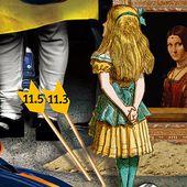 MAJ = 2015 : Derrière le Miroir - MOINS de BIENS PLUS de LIENS
