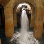 Après les attentats, l'eau sous très haute surveillance à Paris - MOINS de BIENS PLUS de LIENS