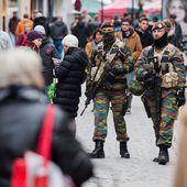 MAJ = Deuxième jour d'alerte maximale à Bruxelles - MOINS de BIENS PLUS de LIENS