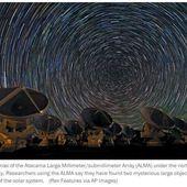 The Washington Post - on vient de découvrir 2 ''Planètes X'' - MOINS de BIENS PLUS de LIENS