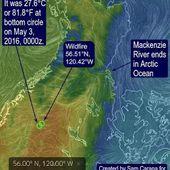A Planète brûlante (CANADA + RUSSIE + INDE) = Apocalypse Rampante - MOINS de BIENS PLUS de LIENS