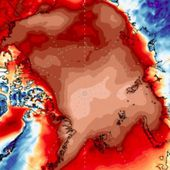 Pendant ce temps-là, il se passe quelque chose de fou en Arctique... - MOINS de BIENS PLUS de LIENS