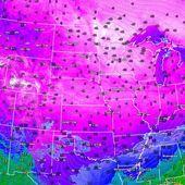 Grand froid aux USA - MOINS de BIENS PLUS de LIENS