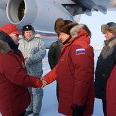 Poutine remet en cause la part de l'homme dans le changement climatique - MOINS de BIENS PLUS de LIENS