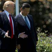 Accord Chine-Etats-Unis sur le boeuf, le gaz et des services financiers - MOINS de BIENS PLUS de LIENS