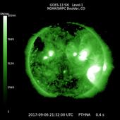 Après l'ouragan le plus puissant de ces 12 dernières années, l'éruption solaire la plus forte de la même période (X9.33) - MOINS de BIENS PLUS de LIENS