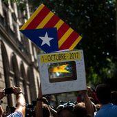 Catalogne : manifestations après l'arrestation de membres du gouvernement régional - MOINS de BIENS PLUS de LIENS