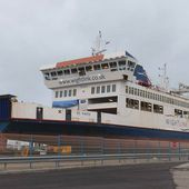 Le St-Faith de WightLink