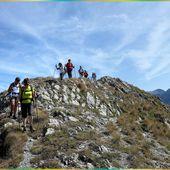 Sommet GRISONNIERE (04) - Randonnée Alpes du Sud.
