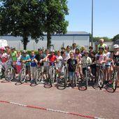 Passation du permis vélo pour les CM1-CM2