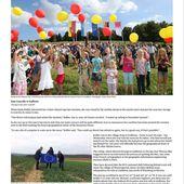 EU-Mittelpunkt des Veitshöchheimer Ortsteils Gadheim sorgt selbst in England für Schlagzeilen - Veitshöchheim News