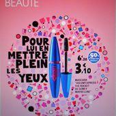 Bon plan ! C'est le retour des RDV beauté chez Leclerc ! - *seriOusly?!! blog beauté