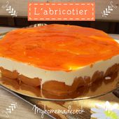 Abricotier - My Homemade Cook