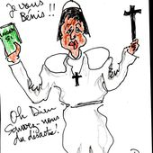 Laudato Hulo Si - sleazy-caricatures
