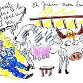 Fin de la traite - sleazy-caricatures