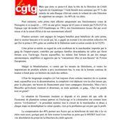 Fonction publique : souffrance au travail interdite par arrêté municipal à Gouzon (Creuse) - Ça n'empêche pas Nicolas