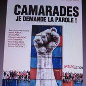 """"""" CAMARADES, je demande la parole """" : un livre de Jean-Pierre Page avec Charles Hoareau, Philippe Cordat et Jean-Claude Vatan - Ça n'empêche pas Nicolas"""