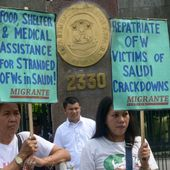 Droits de l'Homme : 11.000 travailleurs Philippins et 8.000 Pakistanais bloqués en Arabie saoudite